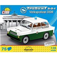 Cobi Trabant 601 Polizei - Stavebnice