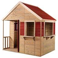 Domeček dětský dřevěný Letní  vila - Dětský domeček