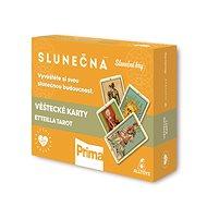 Slunečná - Luxusní věštecké karty - Karty