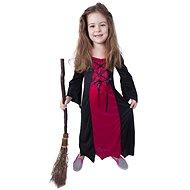 Rappa bordó čarodějnice (S) - Dětský kostým
