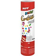 Konfety vystřelovací 28cm papír - vzduch - Party doplňky