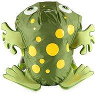 LittleLife Animal Swim Paks zelená žába - Batůžek