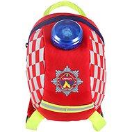 LittleLife Emergency Service Toddler Batůžek hasiči - Batůžek
