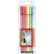 STABILO Pen 68 neon pouzdro 6 barev - Fixy