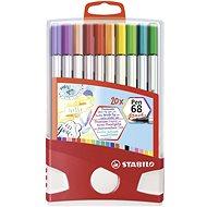 STABILO Pen 68 brush ColorParade 20 barev - Fixy