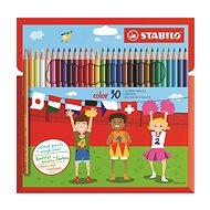 STABILO color kartonové pouzdro 30 barev