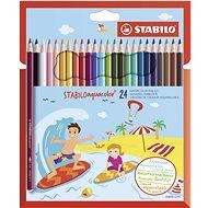 STABILOaquacolor kartonové pouzdro 24 barev