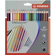 STABILOaquacolor kartonové pouzdro Premium 24 barev