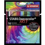 STABILOaquacolor kartonové pouzdro ARTY 24 barev