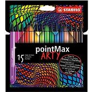 """STABILO point Max 15 ks pouzdro """"ARTY"""""""