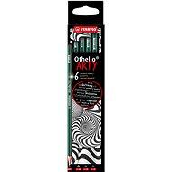 "STABILO Othello 6 ks krabička (2x 4B, 3B, 2B) ""ARTY"""