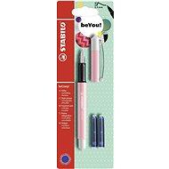 STABILO beCrazy! plnicí pero pastel růžová/bílá + 2 náplně