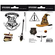 ABYstyle - Harry Potter -Samolepky - 16x11cm/ 2 archy - Magical Objects