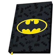 "ABYstyle - DC Comics - A5 zápisník "" Batman Logo"" - Zápisník"