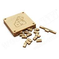 3D puzzle Kapesní hra Domino