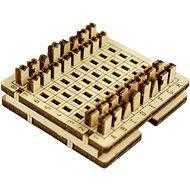 Kapesní hra Šachy - 3D puzzle