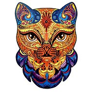 Puzzle - kočka orientální