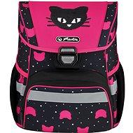 Školní taška Loop, prázdná, kočka