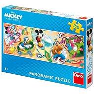 Dino mickey 150 panoramic puzzle