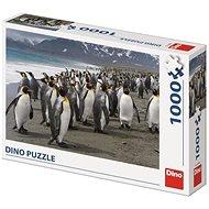 Dino tučňáci 1000 puzzle - Puzzle