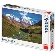 Dino hora šchara 1000 puzzle