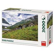 Dino norangsdalen valley 3000 puzzle