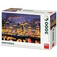 Dino amsterdam 3000 puzzle