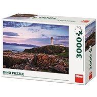 Dino maják 3000 puzzle