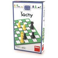 Dino šachy cestovní hra  - Stolní hra