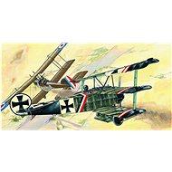 Model Fokker Dr.1