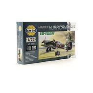 Model Model Hawker Hurricane MK.II  HI TECH 1:72