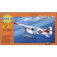 Model Piper L-4 plováky 1:72
