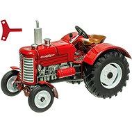 Kovap Traktor Zetor 50 Super červený 1:25 - Kovový model