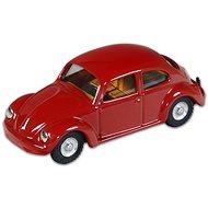 Kovap Auto VW brouk 1200 červený - Kovový model