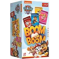 Trefl Boom Boom Tlapková patrola/Paw Patrol společenská hra