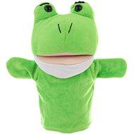 Maňásek Plyš maňásek žába
