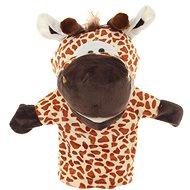 Maňásek Plyš maňásek žirafa