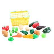 Košík se zeleninou - Hračka
