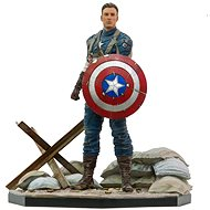 Captain America - First Avenger Art Scale 1/10 - MCU 10 Year - Figurka