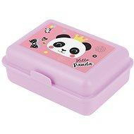 Svačinový box BAAGL Box na svačinu Panda