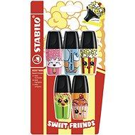 STABILO BOSS MINI Sweet Friends blistr 5 ks