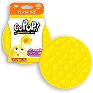 Společenská hra Go Pop! Roundo žlutá