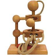 Dřevěný hlavolam IQ Games Basic-2