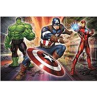 Puzzle Ve světě Avengers MAXI 24 dílků