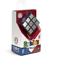 Rubikova Kostka 3X3 Metalická - Hlavolam