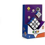 Rubikova Kostka Sada Klasik 3X3 + Přívěsek - Hlavolam