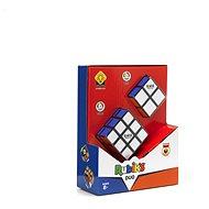 Rubikova Kostka Sada Duo 3X3 + 2X2 - Hlavolam