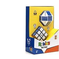Rubikova Kostka Sada Retro 3X3 + Twist - Hlavolam