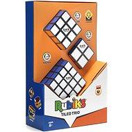 Hlavolam Rubikova Kostka  Sada Trio 4X4 + 3X3 + 2X2