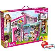 Domeček pro panenky Lisciani domeček s panenkou Barbie